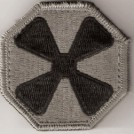 8TH ARMY ACU CLOTH PATCHES