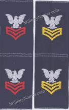 Coverall Rank Insignias