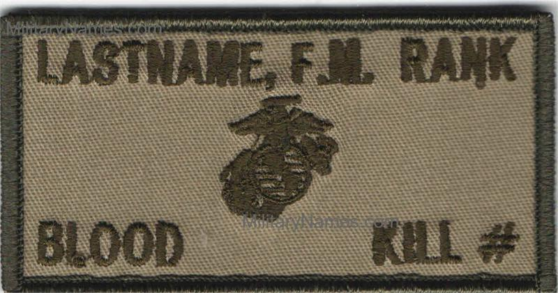 Flight suit patches usmc boot