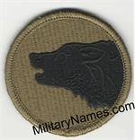 OCP 104th INFANTRY DIVISION PATCH