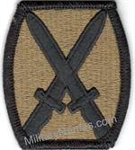 OCP 10th MOUNTAIN DIVISION UNIT PATCHES