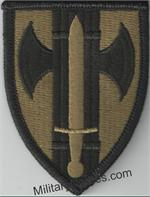 OCP 18th MILITARY POLICE BRIGADE PATCHES