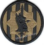 OCP 89th MILITARY POLICE UNIT PATCHES
