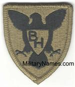 OCP 86th INFANTRY DIVISION UNIT PATCHES