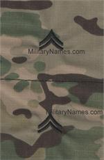 OCP U.S. ARMY CAP RANK INSIGNIA SEW ON