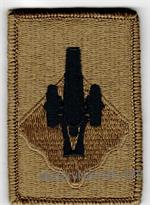 OCP 135TH FIELD ARTILLERY PATCHES