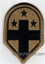 OCP 332 MEDICAL BDE UNIT PATCHES