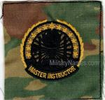 OCP OCCUPATION INSTRUCTION BADGES MASTER Sew On