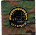 OCP OCCUPATION INSTRUCTION BADGES SENIOR Sew On