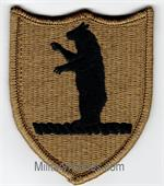 OCP MISSOURI NATIONAL GUARD UNIT PATCHES