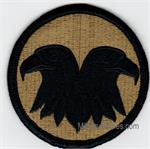 OCP U.S. ARMY RESERVE CMD UNIT PATCHES