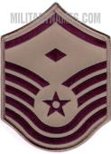 E7 FIRST SERGEANT ABU (LARGE Sew On)