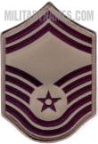 E8 SENIOR MASTER SERGEANT ABU (SMALL Sew On)