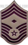 E9 1ST SERGEANT ABU (SMALL Sew On)