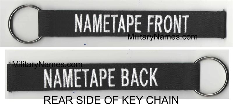 KEY CHAIN NAME TAPES
