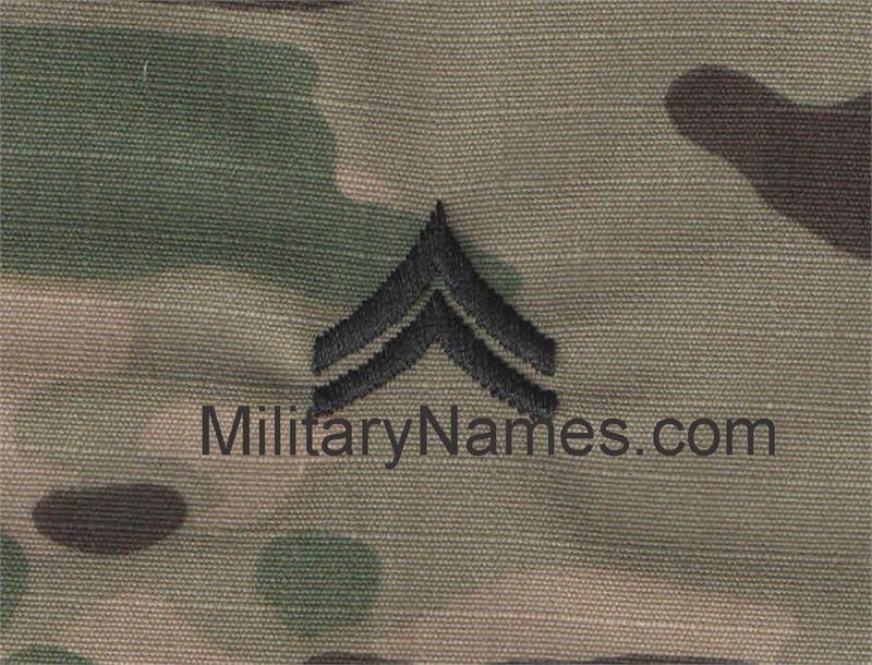 US ARMY GI MULTICAM OCP O-6 COL CAMOUFLAGE CAMO UNIFORM PARKA TAB RANK INSIGNIA