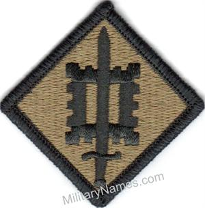 OCP 18th ENGINEER BDE UNIT PATCHES