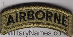 AIRBORNE OCP TABS with HOOK  Fastener