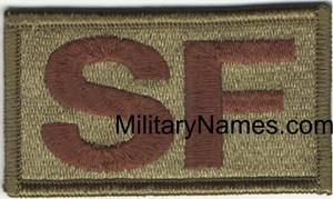 OCP SF  PATCH WITH HOOK FASTENER