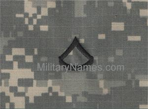 ACU RANK FOR PATROL CAPS (Sew on for Patrol Caps)