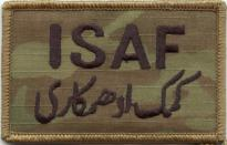 OCP ISAF Patches with Hook Fasteners (Bagby)
