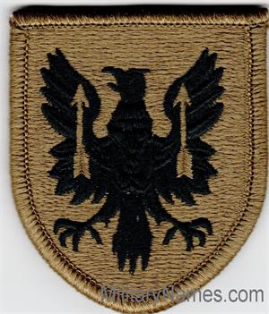 OCP 11th AVIATION BRIGADE UNIT PATCHES