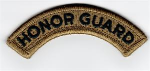 HONOR GUARD OCP TABS with HOOK  Fastener