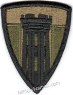 OCP 176 ENGINEER BRIGADE UNIT PATCHES