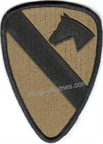 OCP 1ST CAVALRY DIVISION UNIT PATCHES