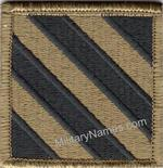 OCP 3RD INFANTRY DIVISION UNIT PATCHES
