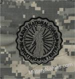 NATIONAL GUARD RECRUITER BASIC ACU Sew On