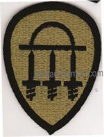 GEORGIA DEF FORCE OCP PATCH with HOOK Fastener