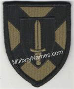 OCP ALABAMA SERVICE CORPS SSI PATCH with Hook Fastener
