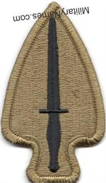 OCP SPECIAL OPERATIONS COMAND UNIT PATCHES