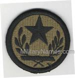 OCP TEXAS ARMY NATIONAL GUARD WITH Hook Fastener