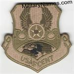 U.S. AIR FORCE CENTRAL OCP PATCH - Bagby Border