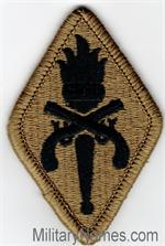 OCP MP SCHOOL UNIT PATCHES