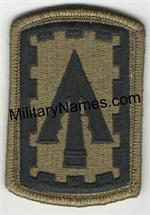 OCP 108TH AIR DEFENSE ARTILLERY PATCHES