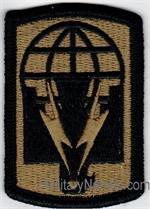 OCP 11th SIGNAL BRIGADE UNIT PATCHES