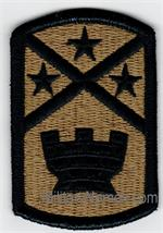 OCP 194 ENGINEER BRIGADE UNIT PATCHES