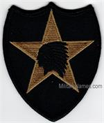 OCP 2ND INFANTRY DIVISION PATCH