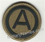 OCP 3RD ARMY UNIT PATCH
