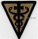OCP 3RD MEDICAL COMMAND UNIT PATCHES