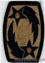 OCP 69TH AIR DEFENSE ARTILLARY BRIGADE PATCHES