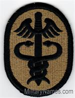 OCP U.S. ARMY HEALTH & SERVICES PATCH