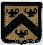 OCP COMMAND & GENERAL STAFF COLLEGE UNIT PATCHES