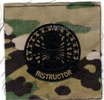 OCP OCCUPATION INSTRUCTION BADGES Basic Sew On