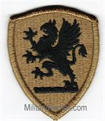 OCP MICHIGAN NATIONAL GUARD UNIT PATCHES