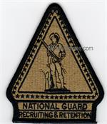 OCP NATIONAL GUARD RECRUITING & RETENTION PATCHES