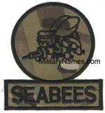 OCP SEABEE PATCH SEW ON